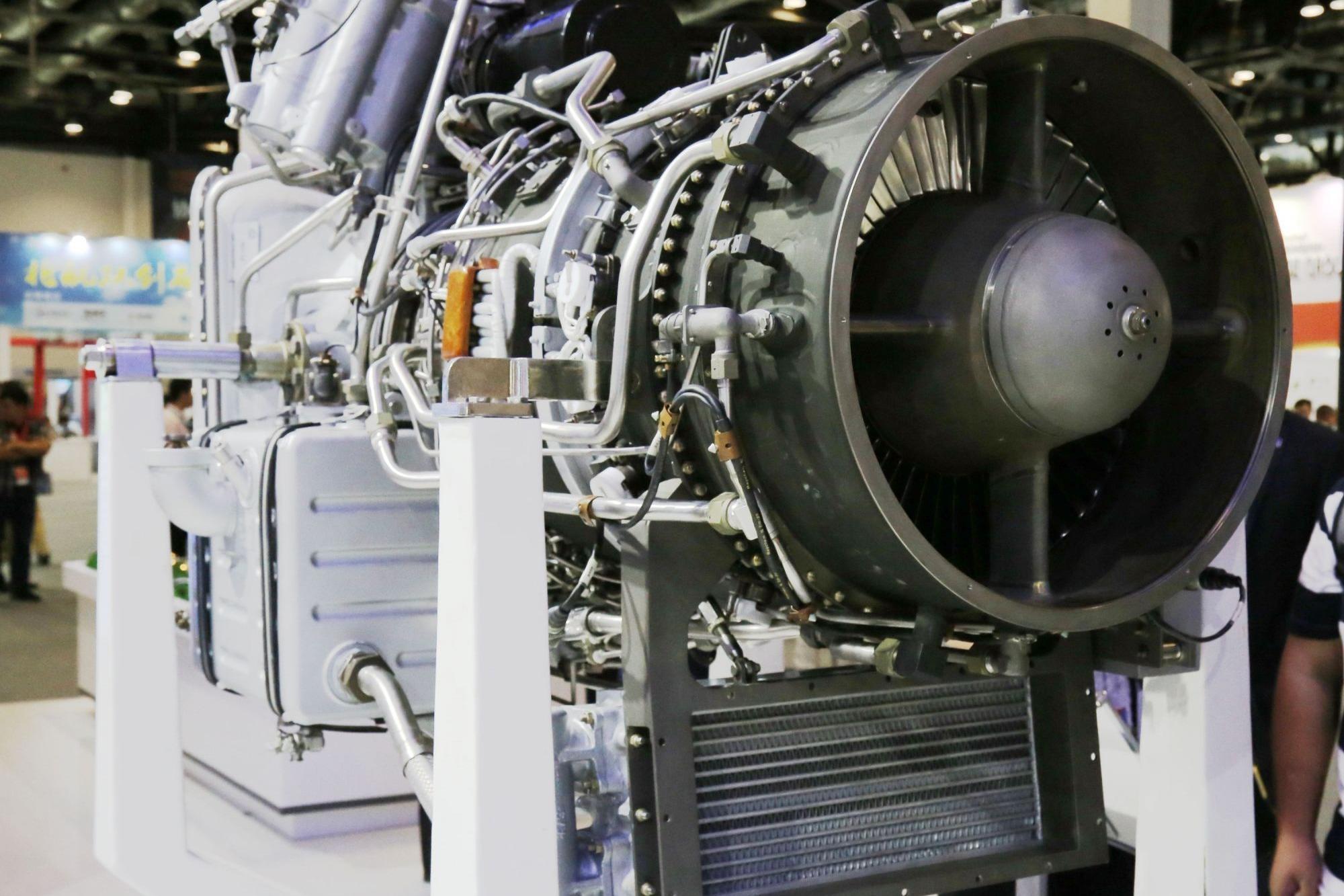 马达西奇公司有五款先进发动机 中国吸收该机先进技术 美国蒙圈