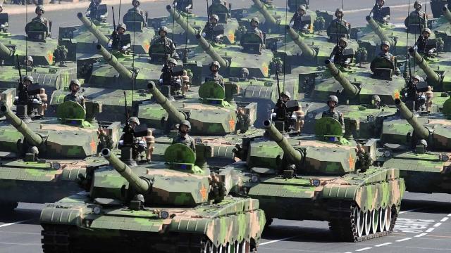 中国坦克造价千万,为什么基本不装空调?答案:不是钱的事!