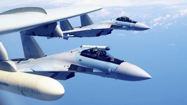 """套路?俄罗斯""""建议""""购买第二批苏-35,中国有可能答应吗?"""
