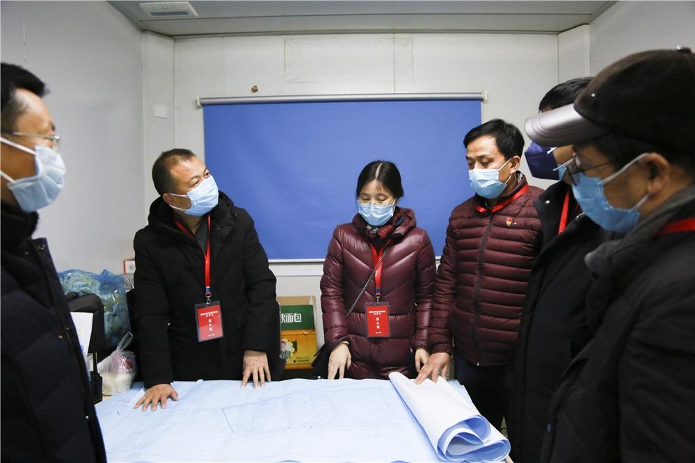 专访杨忠:西安市公共卫生中心项目(一期)建设三方面难点