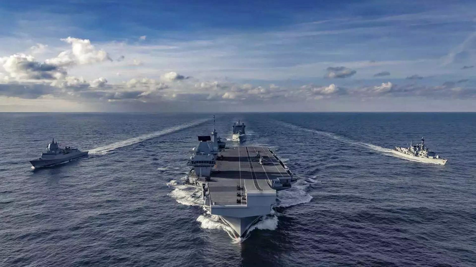 又被局座预测中,2025年英国只剩15艘战舰,还需要30亿英镑修船