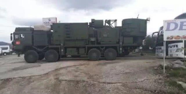 土军空袭令叙军损失惨重 土媒:铠甲S1被无人机炸毁