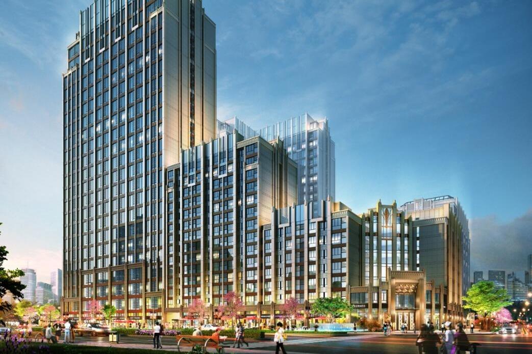 龙光集团·玖誉湾,国际湾区的新中式人居样板