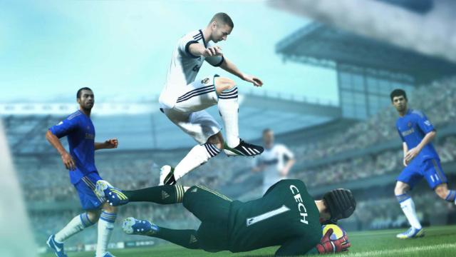 当特效遇到FIFA OL3