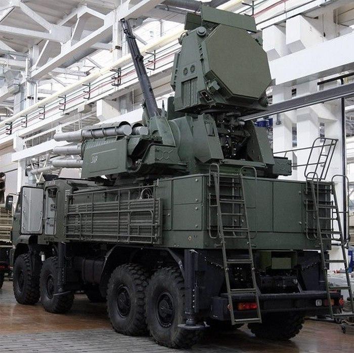 """""""铠甲""""防空系统接连被炸,俄军测试报告曝光真相"""