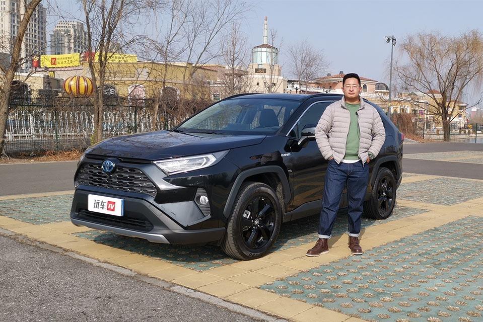 城市SUV鼻祖!全新丰田RAV4混动版实力如何?