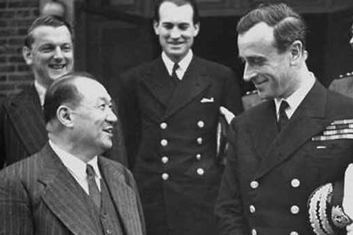 孔祥熙在英国自称孔子后人惊动英皇,但一段相关历史却并不光彩