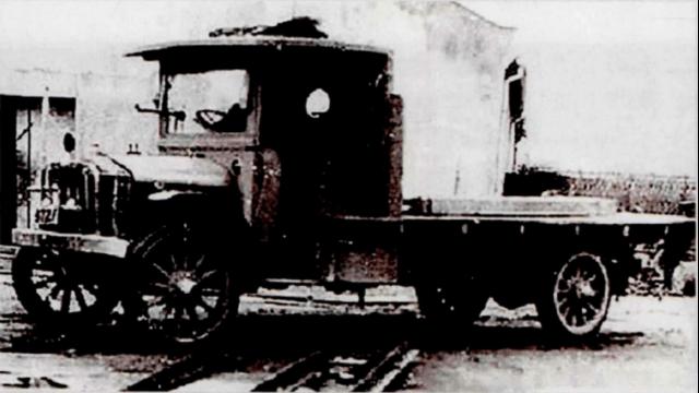 民生牌汽车:中国最早汽车品牌,张学良督制,1931年毁于战火