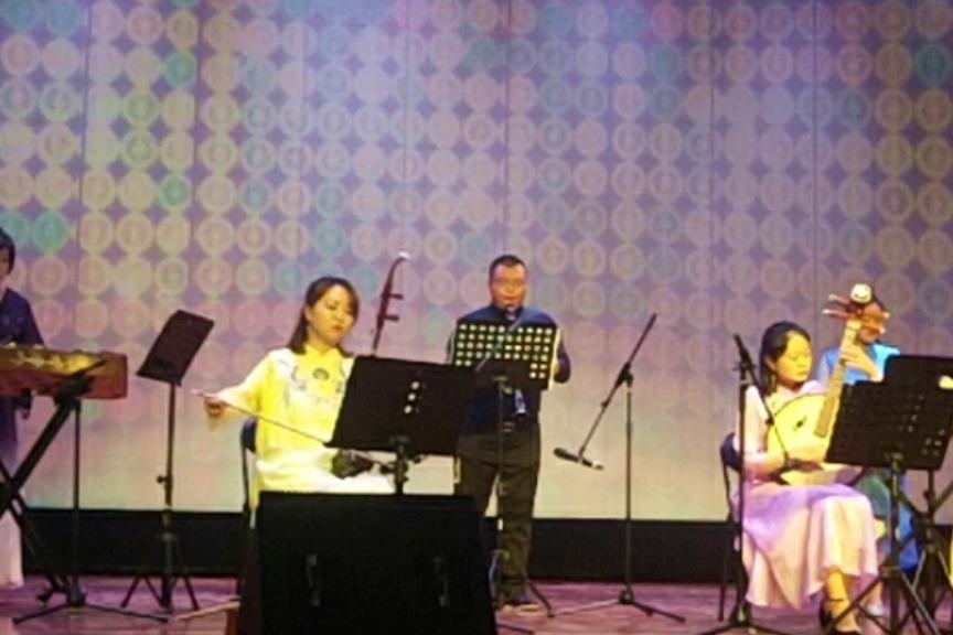 器乐合奏经典曲目《瑶族舞曲》 海淀北部文化馆海韵民乐团表演