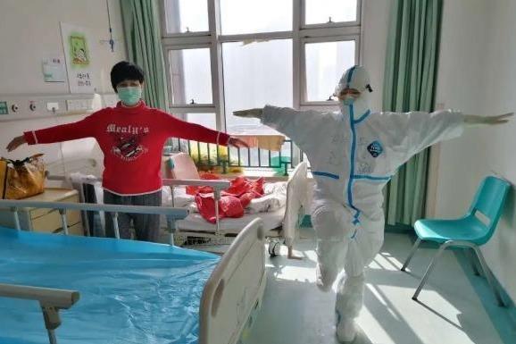 金昌市第一人民医院援助湖北医疗队:我们和武汉的故事