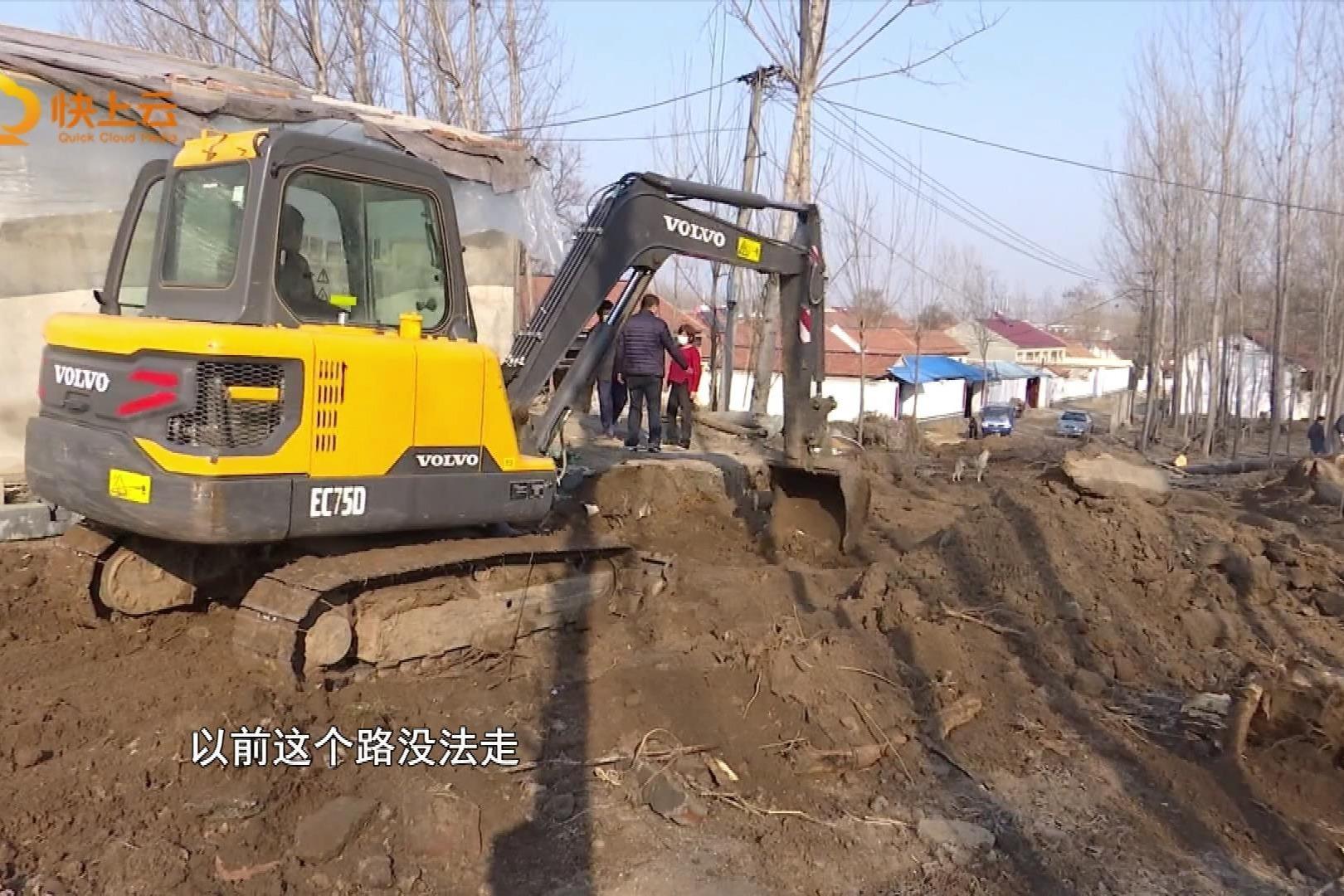 """潍坊实施农村道路""""户户通""""工程 改善农村人居环境"""