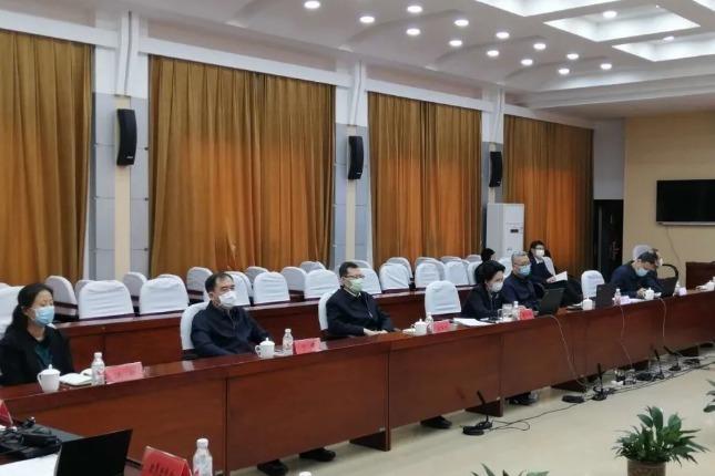 省文旅厅组织召开全省复苏旅游市场工作座谈会