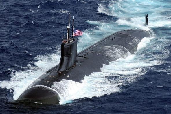 """美""""国之重器""""遭病毒侵入?专家:一旦核潜艇中招就是大灾难"""