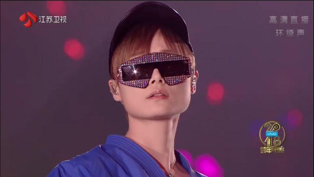 李宇春化身DJ现场打碟了?!这首《privacy》太炫酷了