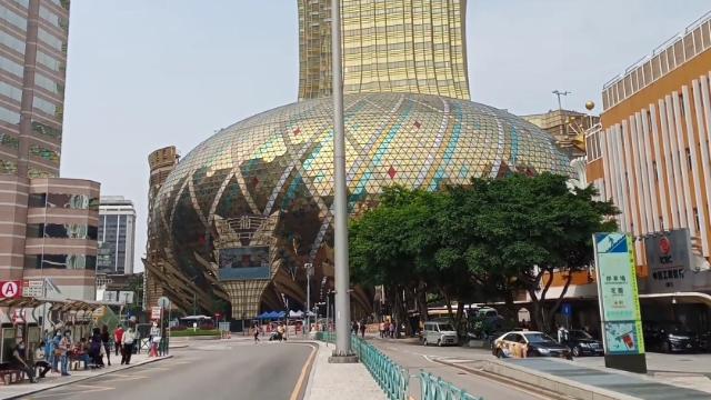 拍摄十几家澳门赌场外景,让大家看一下了解下真实赌场