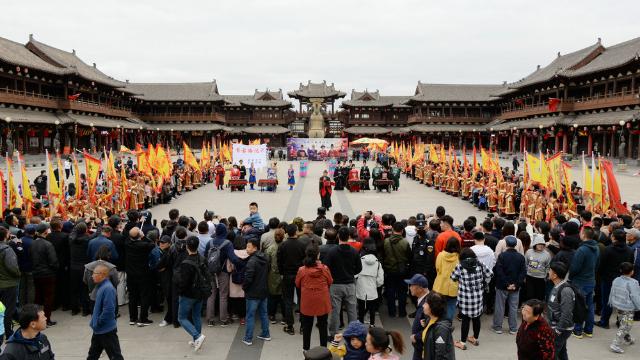 长达200年的战争迎来和平 隆庆和议 晋商崛起 历史不应忘记