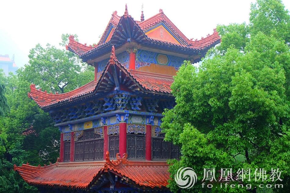 武汉唯一皇家寺院宝通禅寺:曾得到10位皇帝护持 至今1600年