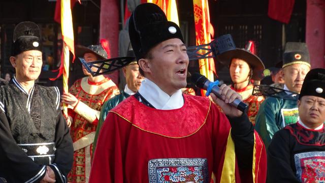 隆庆和议造就晋商崛起 贸易抚平战争创伤 大同长城见证中华情