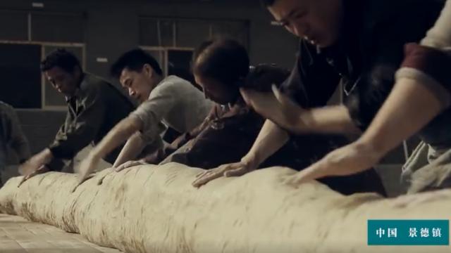 景德镇大瓷板制作