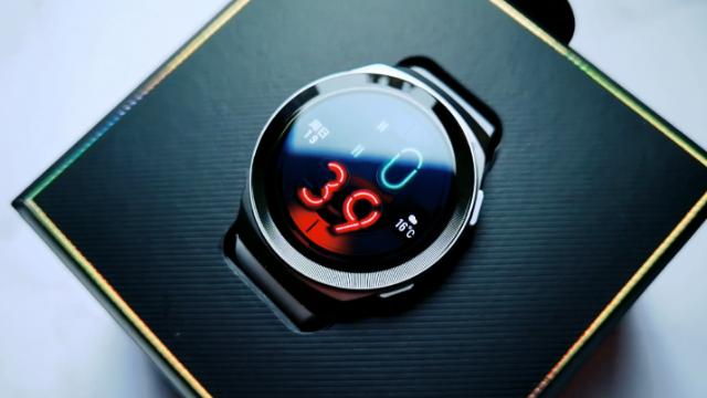 年轻人的第一块智能手表?华为WATCH GT 2e开箱体验