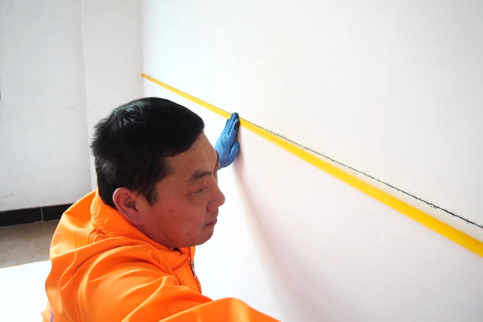 壹涂就好——壹涂碳纤维发热涂料墙面施工流程