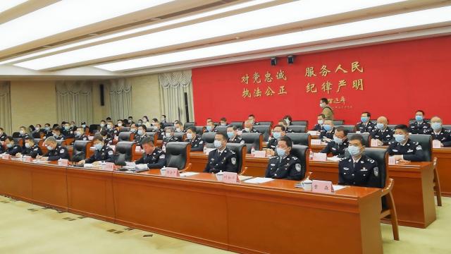 川渝警务深化合作 助推成渝地区双城经济圈建设