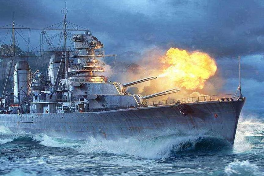 美航母舰队突遇强敌!100多架战机顷刻被毁,800多美军葬身大海