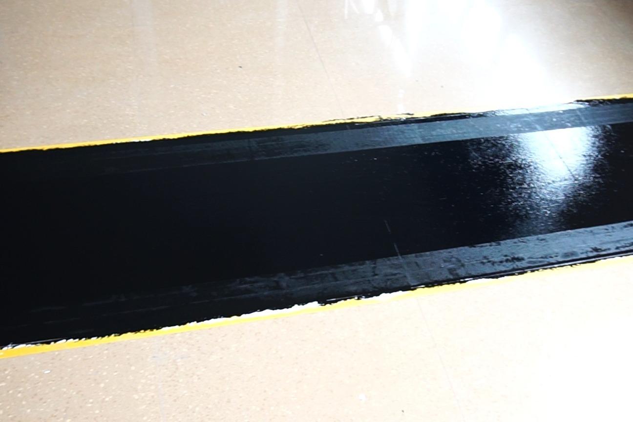 刷出来的温暖—壹涂碳纤维发热涂料墨斗划线