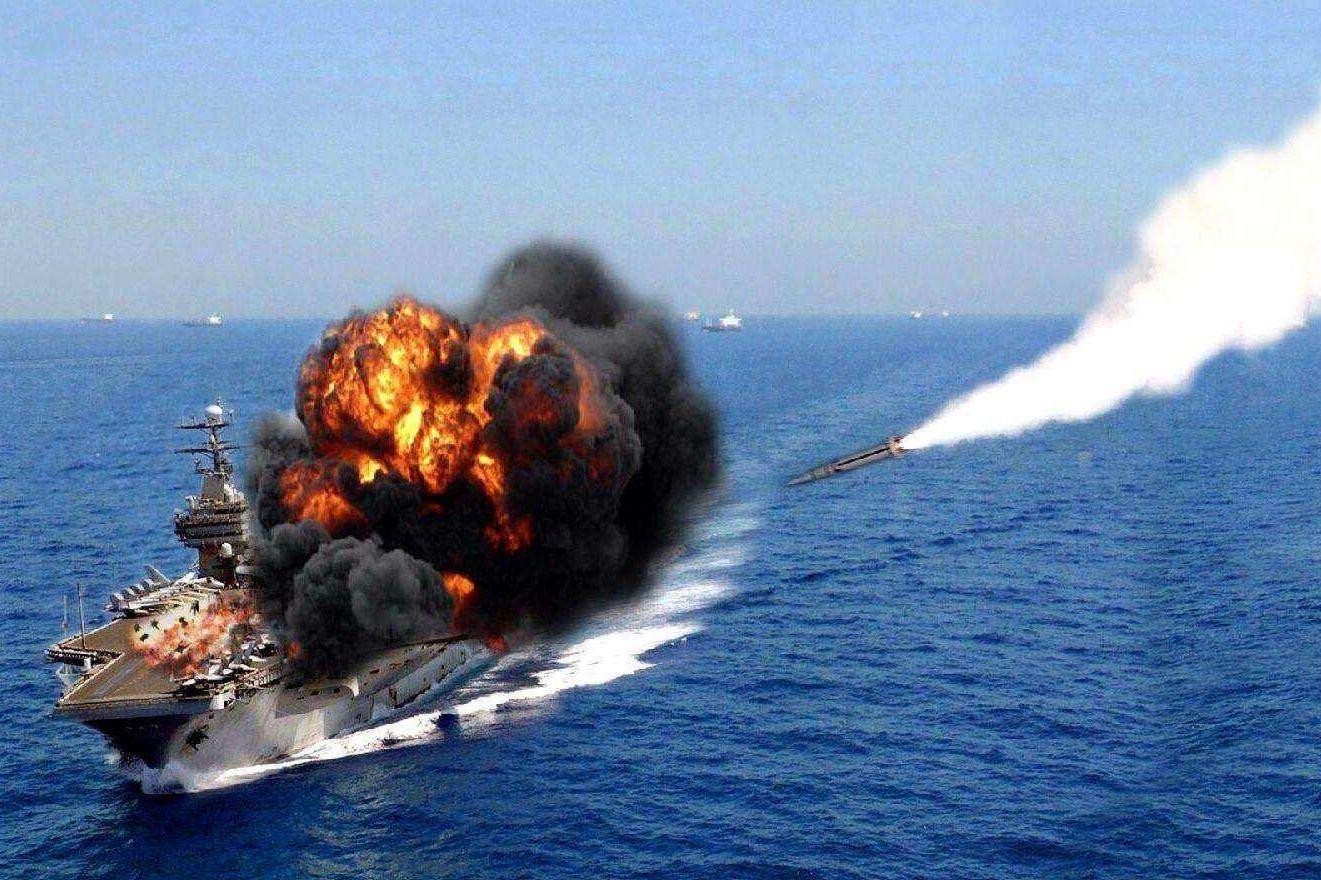美国终于看清现实!能击沉核航母的国家已出现,全球仅有这两国