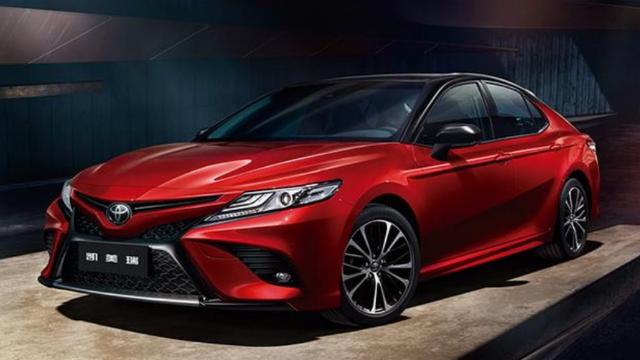 新款广汽丰田凯美瑞已正式上市,售价17.98-27.98万元
