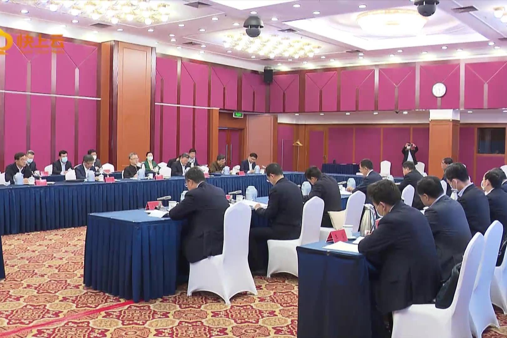 胶东经济圈一体化发展 青岛片区潍坊联动创新区座谈会在青岛举行