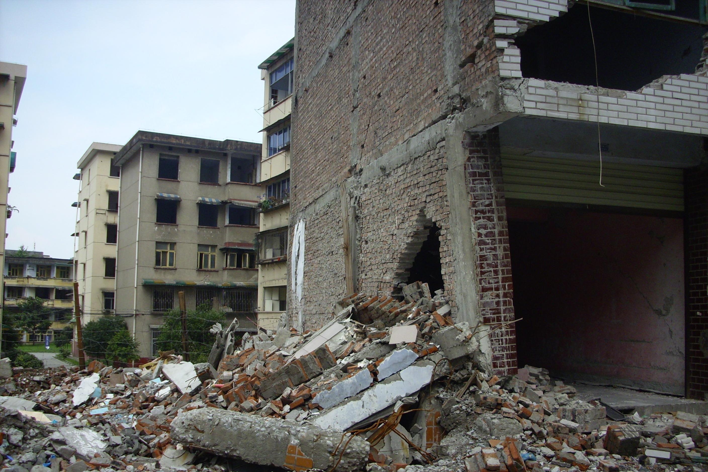 5.12汶川地震12周年:回顾地震发生后重灾区都江堰现场搜救实况