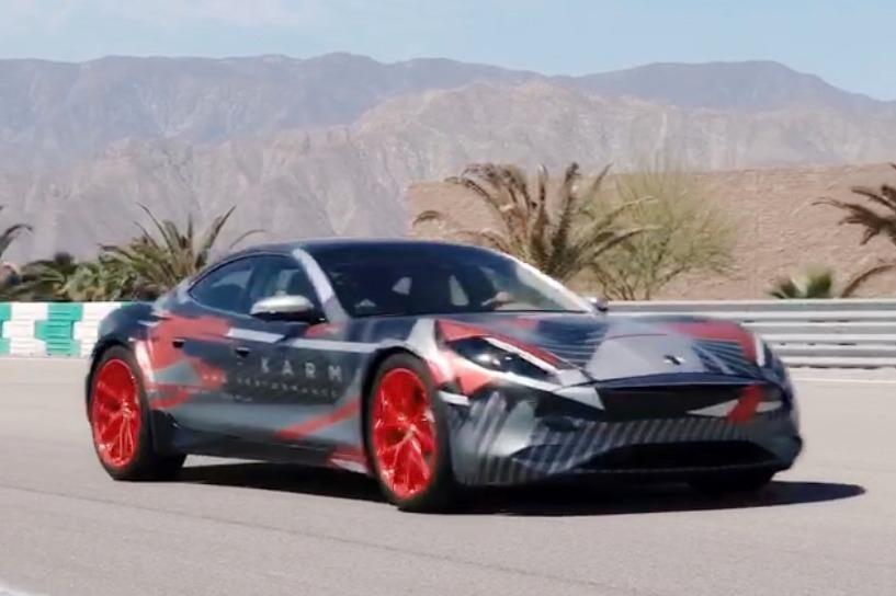 Karma汽车重新定义豪华纯电动超跑