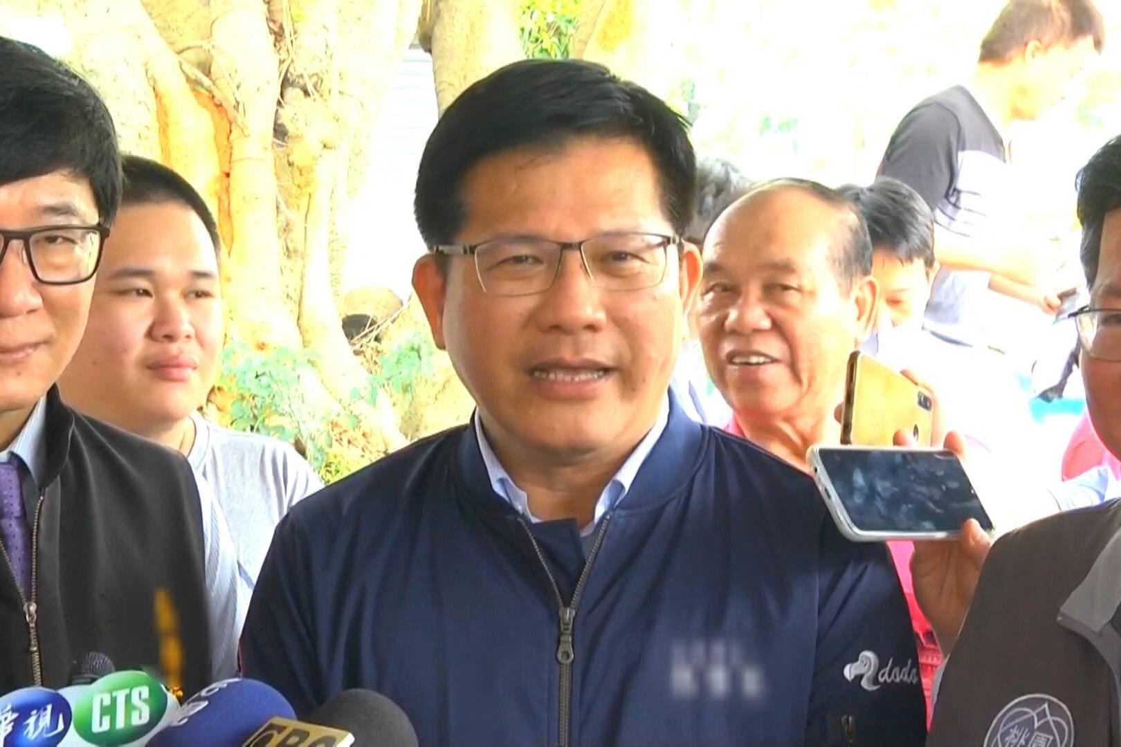 绿营备战2022县市长选举,台交通部门主管林佳龙或再选台中市长