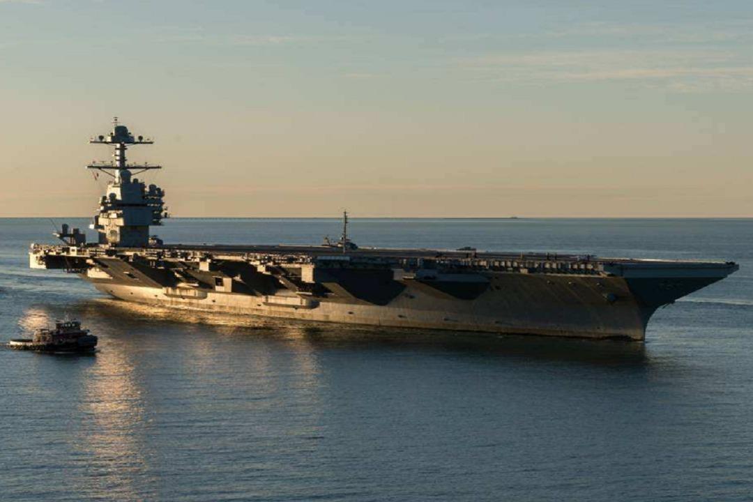 福特号航母终于被超越,最强航母易主,俄媒:世界第一当之无愧