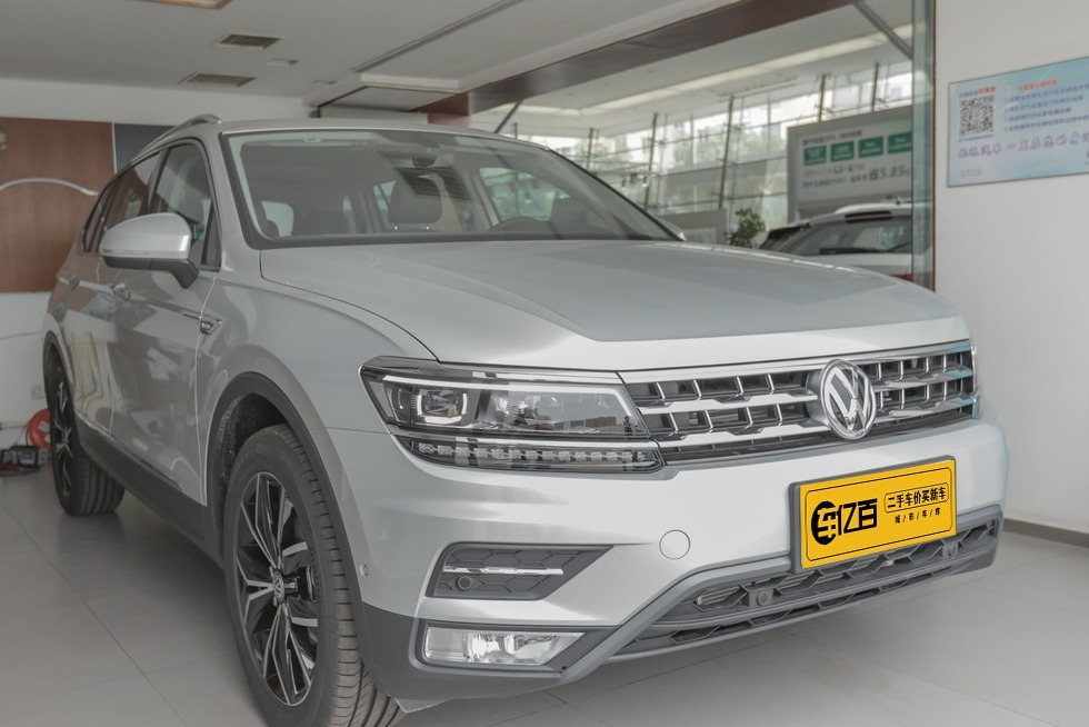 大众途观L 2019款两驱全舒适 指导价24.08万 商品车 特价出