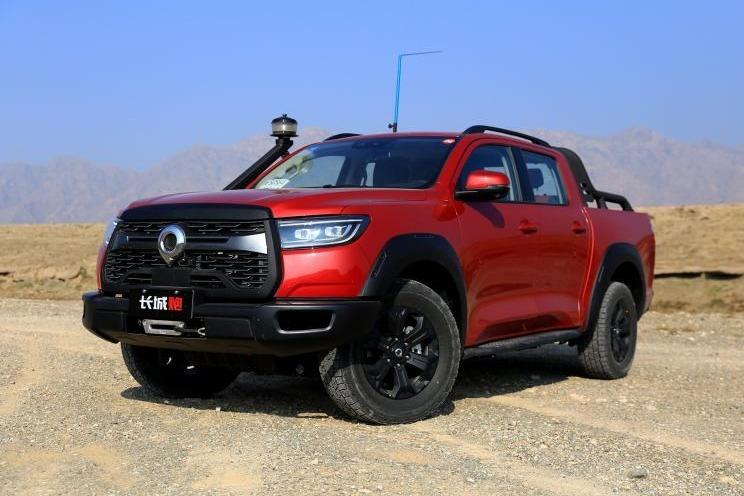 新车|长城炮越野皮卡预售价16-20万元,最大190马力,6月上市