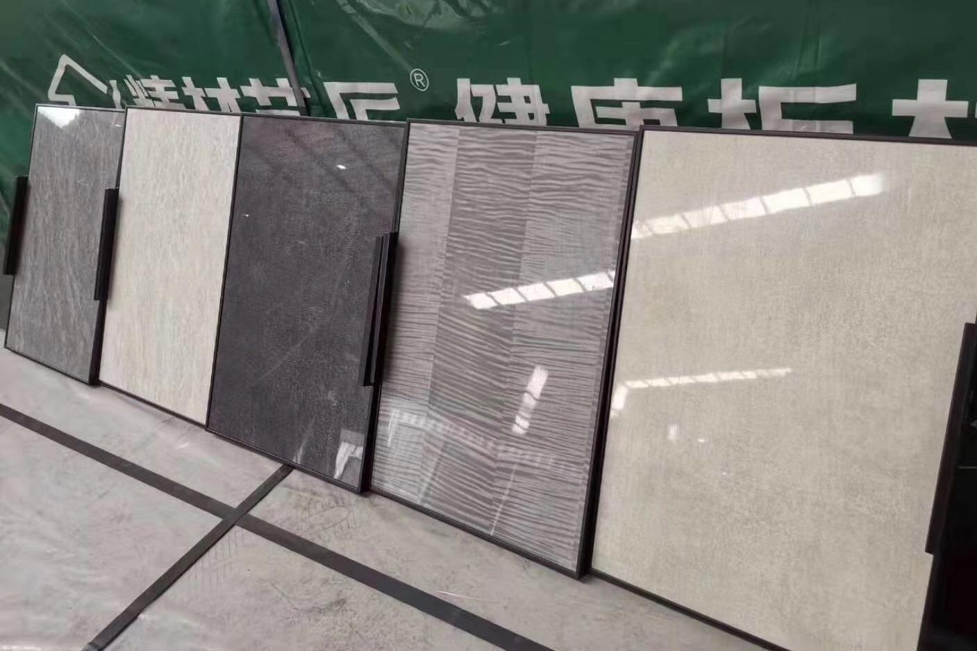 高档装修都在的用高光钛瓷板,这样的板材你喜欢吗?