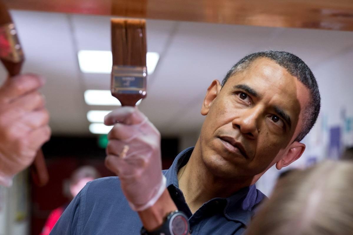 不当总统当作家!揭秘奥巴马退休后的幸福生活