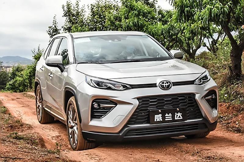 20万城市SUV也能越野,广汽丰田威兰达越野体验