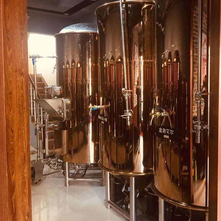 自酿啤酒机