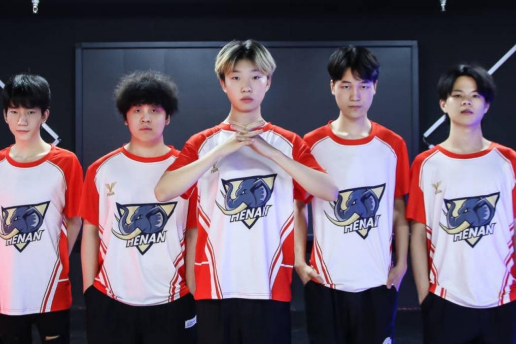 王者荣耀郑州FW战队专访:目标很简单,和武汉BFG争华中赛区冠军!