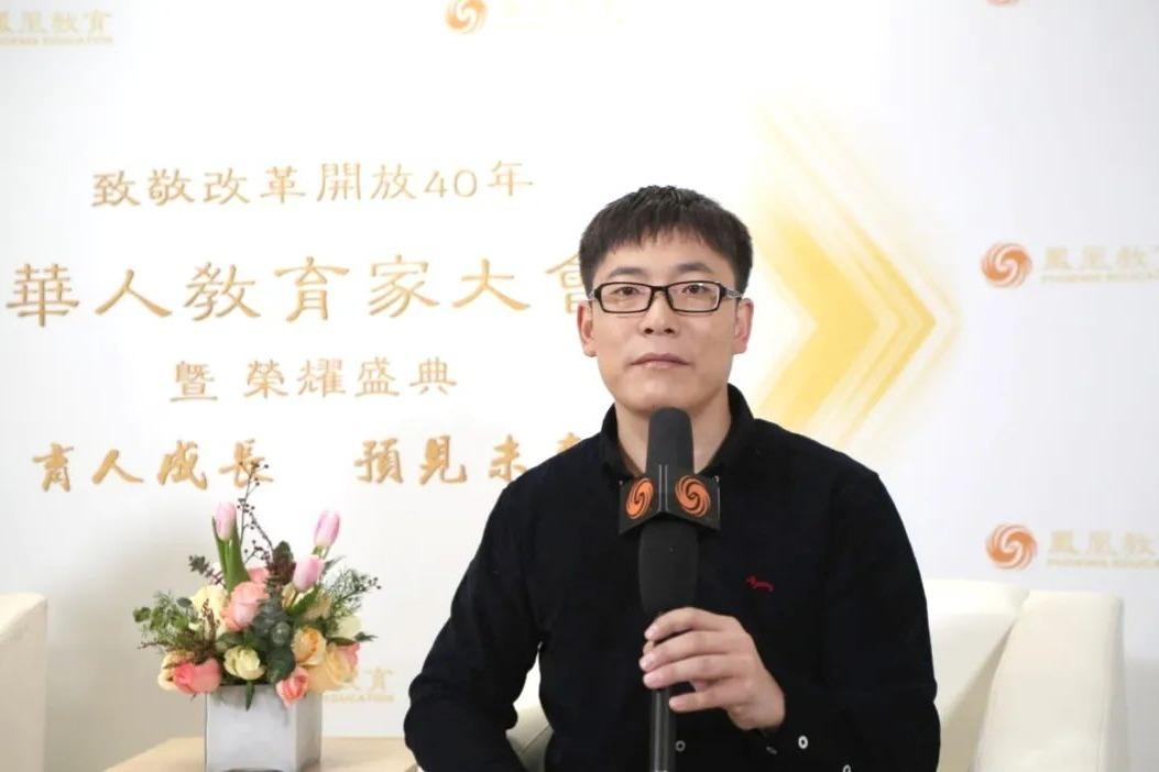 山东科技大学泰山科技学院最美教师候选人——丁海奎