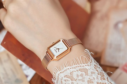 2020女士手表牌子哪款最受欢迎,七夕就送她聚利时JA-1246手表吧