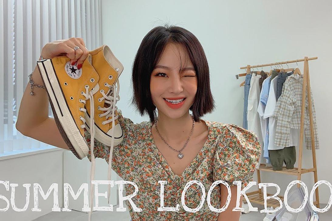 夏季精致女孩的清爽穿搭:可盐可甜,你想要的风格全都有!