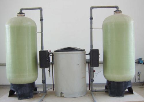 软化水设备为何会出现排水不止的现象?