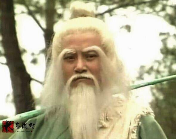 83版《射雕》洪七公近照曝光,TVB金牌绿叶,76岁仍活跃在演艺圈