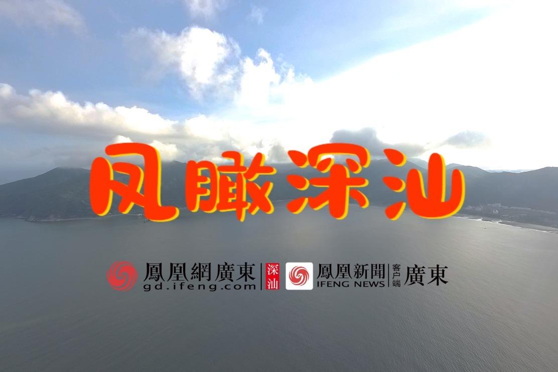 凤瞰深汕②:小漠国际物流港