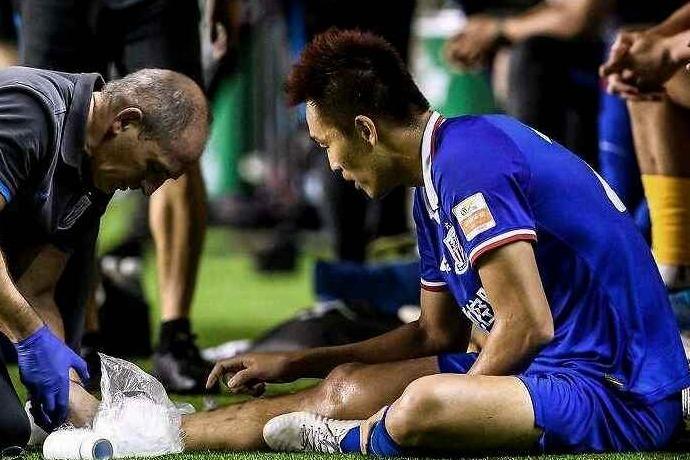 中超头号亚洲外援骨折,俱乐部权威人士透露康复周期
