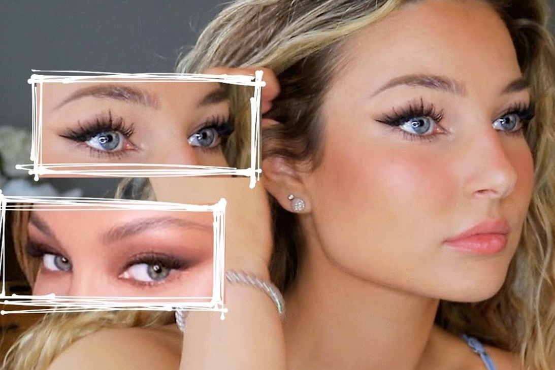 教一款超级魅惑的眼线妆:妩媚又灵气,狐狸妆今年一点要学